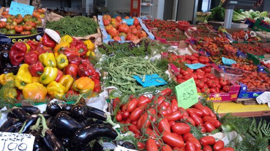 Flavor of Italy Cooking School : Marketplace