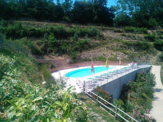 Piscina Picture Of Residence Olivium La Spezia