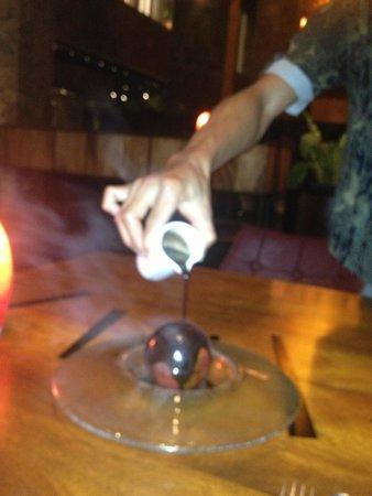 FIRE at W Bali - Seminyak : Desert Thku Richard from Ballarat
