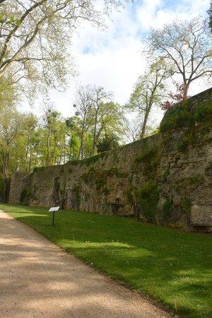 Musee-Site Buffon : Vue des remparts du château