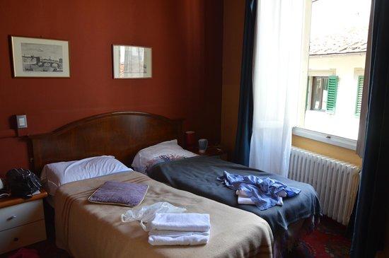 italhotels san lorenzo: 普通の部屋