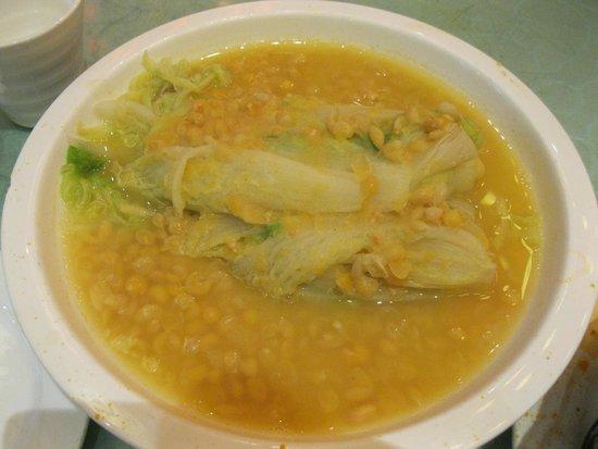 Chenmapo Beancurd : 味なし。まずかった