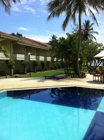 Hotel Hibiscus Beach: Tranquil spot