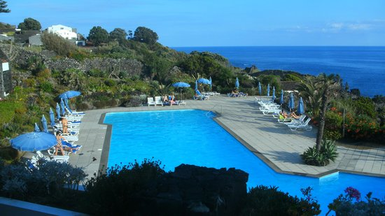 Caloura Hotel Resort : Poolbereich