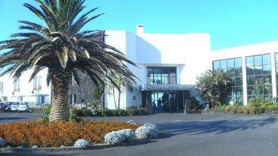 Caloura Hotel Resort : Eingangsbereich