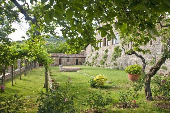 Montelucci Country Resort & Agriturismo di Charme: il giardino della Contessa