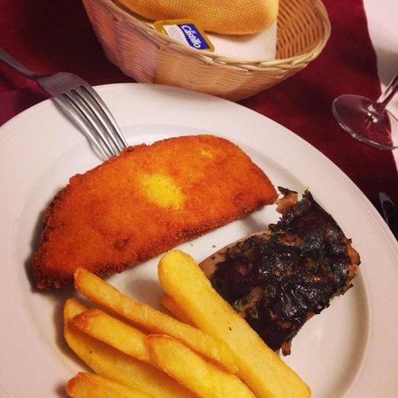 Hotel Sorra Daurada Splash : Tipo de comida
