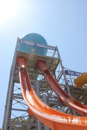 Water World Lloret: Speed Furious