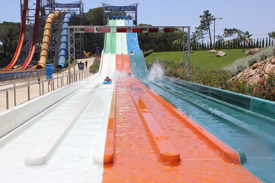 Water World Lloret: Speed Slides