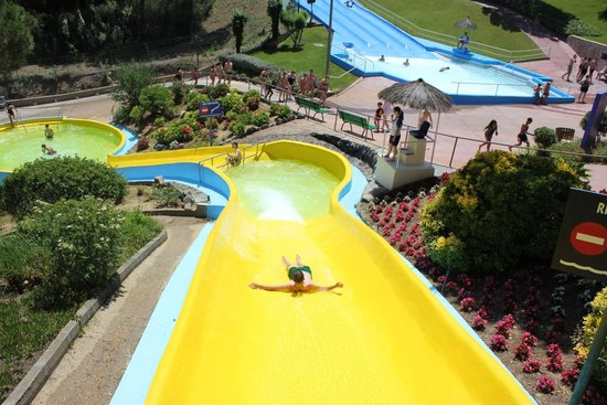 Water World : El Riu Salvatge