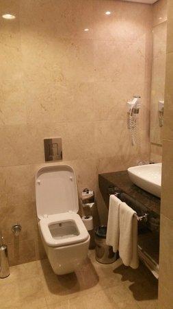 BEST WESTERN PREMIER Senator Hotel : bathroom