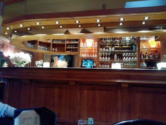 Hotel Pacific : Le bar