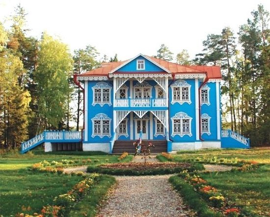 Memorial Museum Preserve, A. N. Ostrovsky