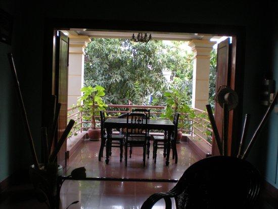 Alibi Guesthouse: foto dal primo piano