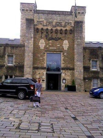 Malmaison Oxford Castle: Beautiful!