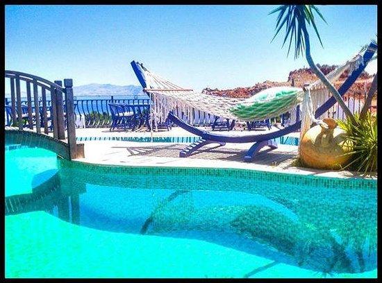 Villa Asina: Pool