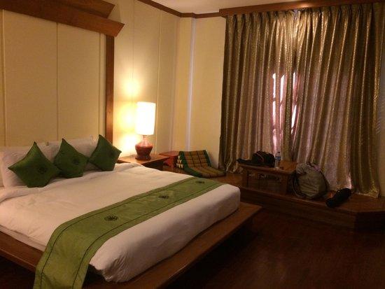 Amazing Bagan Resort: clean & spacious