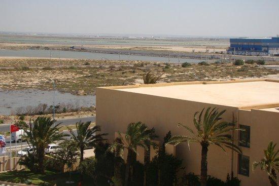 SENTIDO Rosa Beach : widok z dachu hotelu