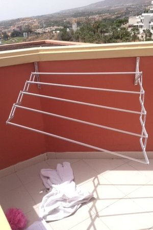 Laguna Park 2: Our washing line