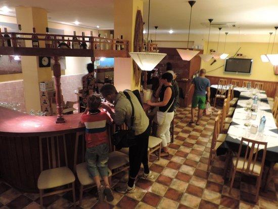 Aparthotel Royal Inn : бар