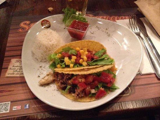 Old Wild West: Tacos