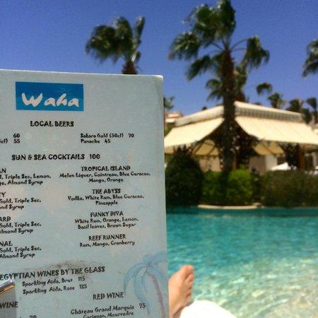 Four Seasons Resort Sharm El Sheikh: Waha Pool