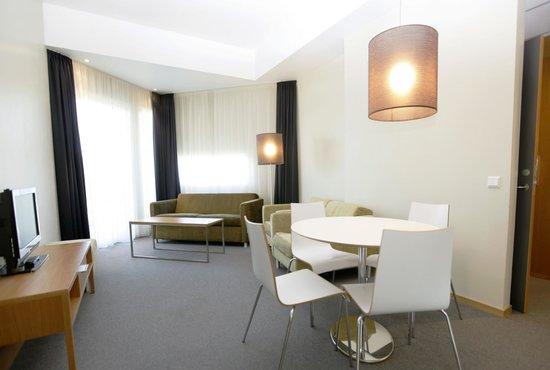 The Boelgen & Moi Hotel Utsikten: Hotellrom