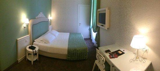 Hotel dei Borgia: Room