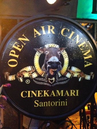 Open Air Cinema Kamari : CineKamari - Best in the World