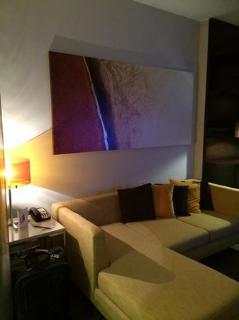 Centro Barsha : My Suite, Its worth the extra - Plus free fast wireless internet