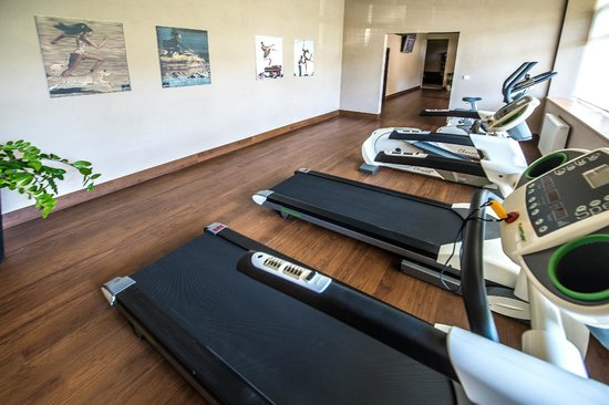 Hotel Cascade: fitness