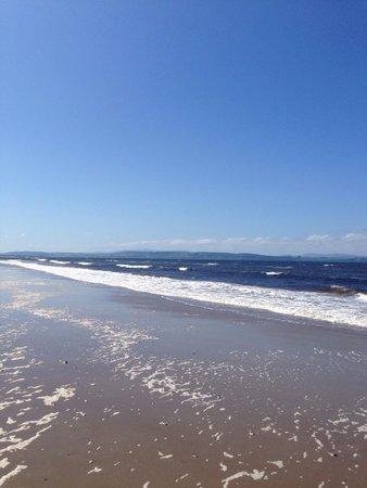 Parkdean - Nairn Lochloy Holiday Park: Nairn beach