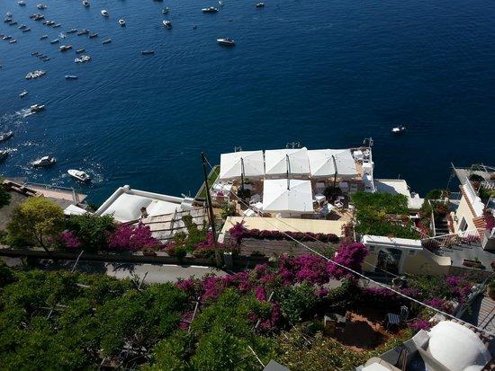 Casa Soriano: vista dal terrazzo
