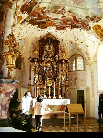 Hohenpeissenberg, Германия: In der Wallfahrtskirche-1-