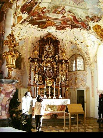 Wallfahrtskirche Hohenpeißenberg