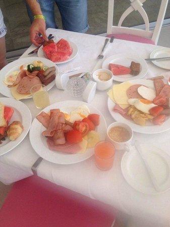 Napa Tsokkos Hotel: Завтрак