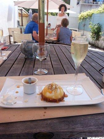 Le Plein des Sens: Un dessert que l'on oublie pas... cheeese cake divin