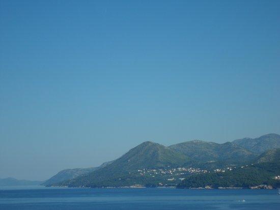 Valamar Lacroma Dubrovnik: vue