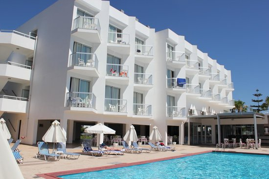 Napa Tsokkos Hotel : Отель