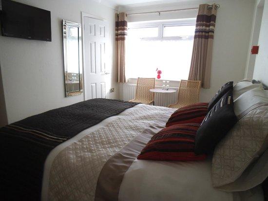 Tregarthen Guesthouse: Room 5.
