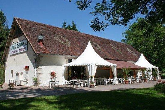 Restaurant La Forge de Bonnal