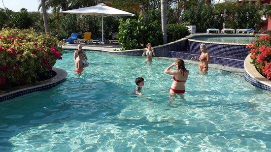 Chogogo Resort: Zwembad Chogogo