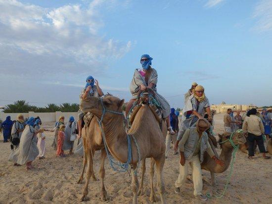 Sahara Desert: мы идем караваном