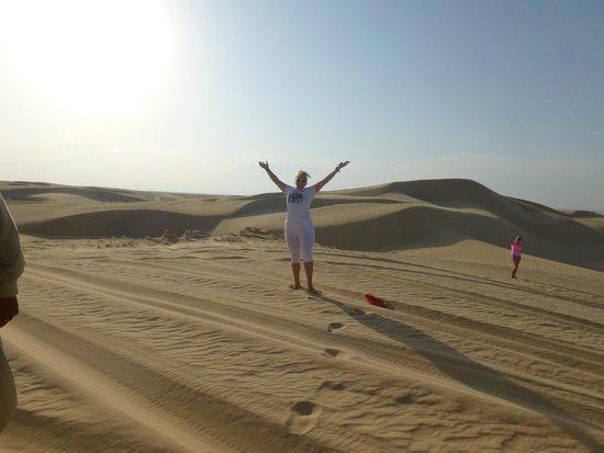 Sahara Desert: пустыня