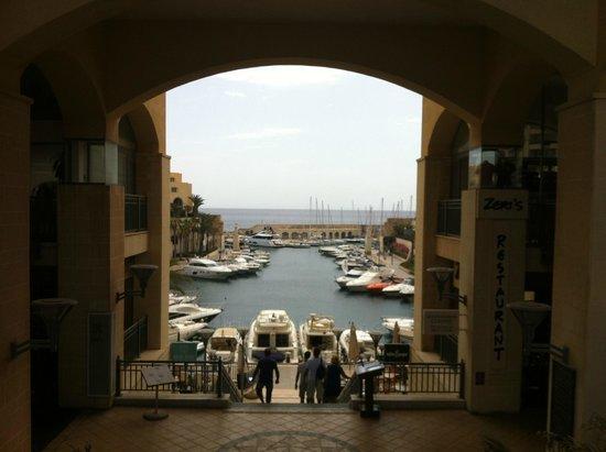Hotel Valentina: boat bay