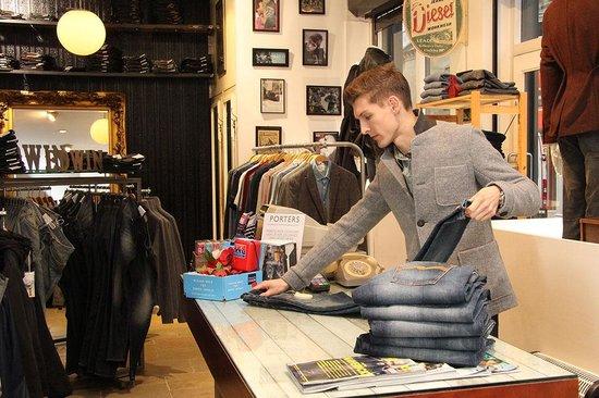 Porters Menswear