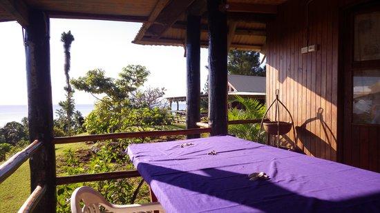 Takalana Bay Resort: Aussicht