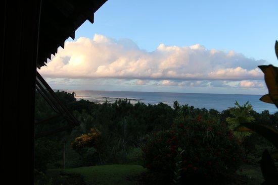 Takalana Bay Resort : Aussicht