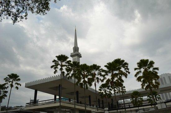 National Mosque (Masjid Negara): Nationalmoschee