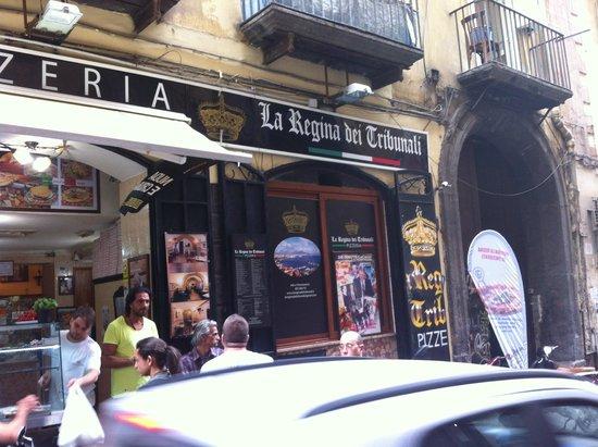 Dal Presidente Pizzeria: old fashion pizzeria